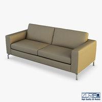 krego sofa 3D model