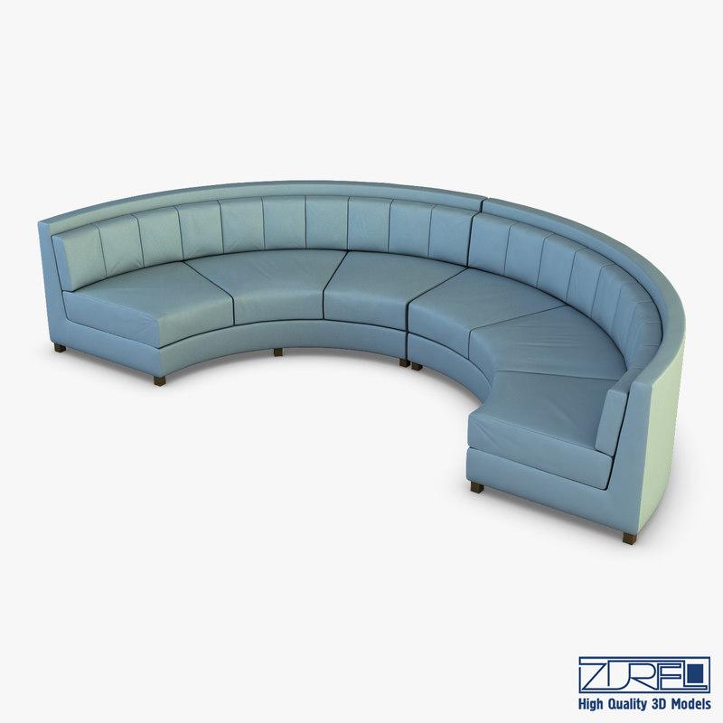 3D solidarity sofa