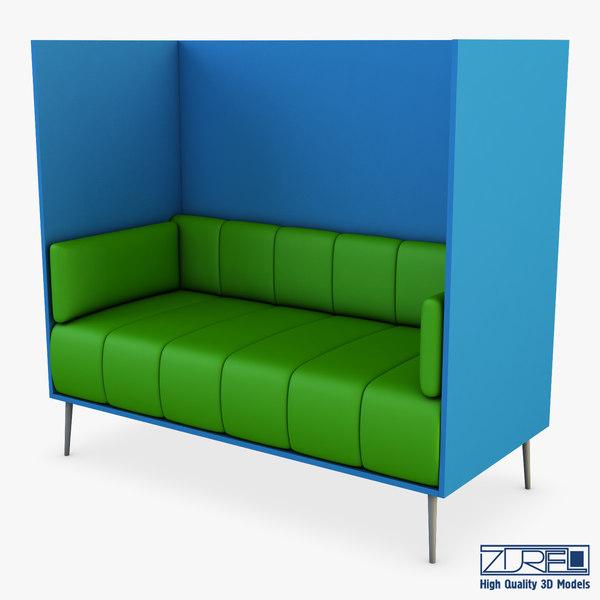 brama sofa 3D