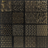 Collection of golden lattice