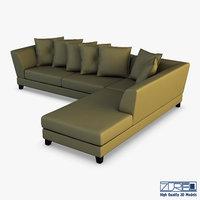 3D izabale sofa