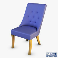 3D impression chair
