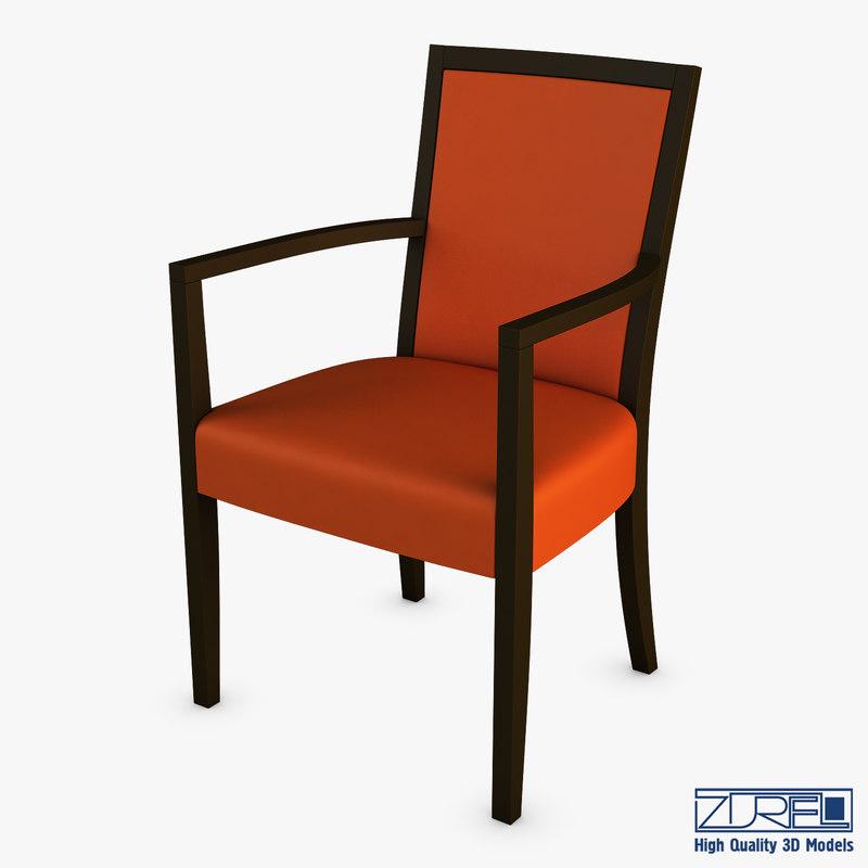 cirque chair 3D