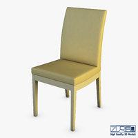 arik chair 3D model