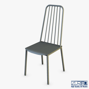 3D hd-sr0800 chair