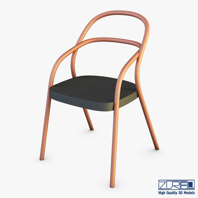 3D chair ton 002