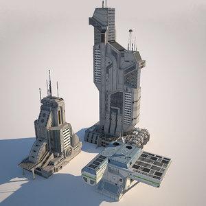 buildings xxi 2 model