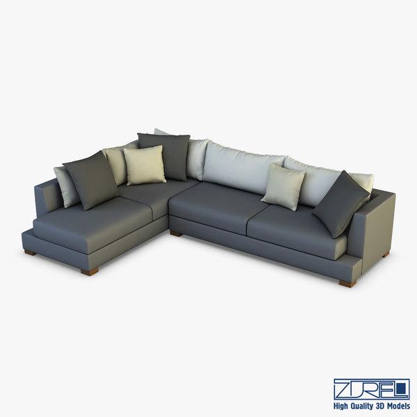 oska sofa model