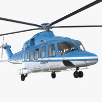Medium Lift Helicopter AgustaWestland AW189