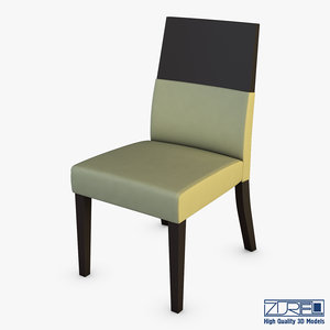 rozalin chair 3D model