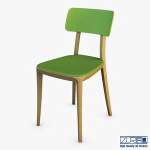 3D infiniti sedie porta venezia model