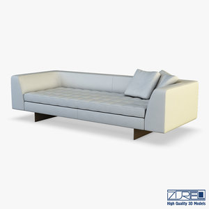haero sofa 3D model