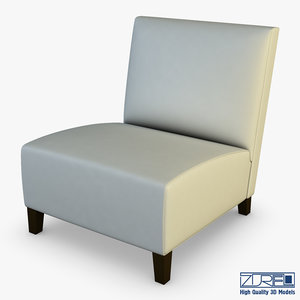 3D cu5376 chair model
