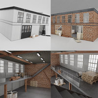 fps building factory model