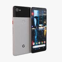 google pixel 2 xl 3D