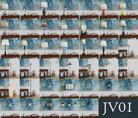 JV01 Collection Lamps