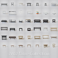 JV02 Collection Tables