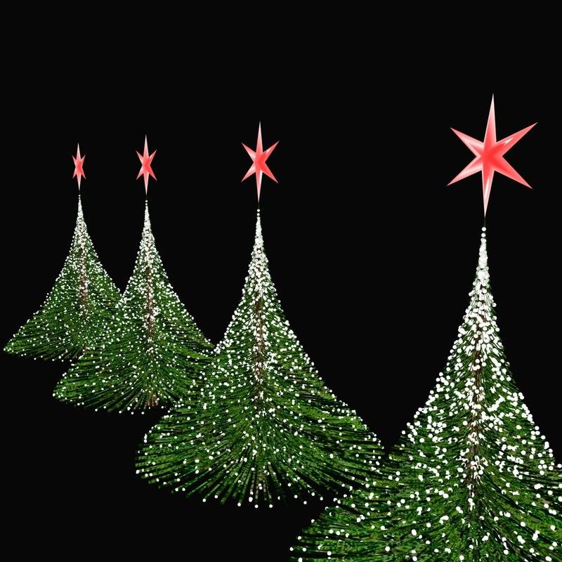 christmas tree model