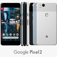 3D google pixel 2