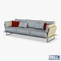3D vessel sofa v 2