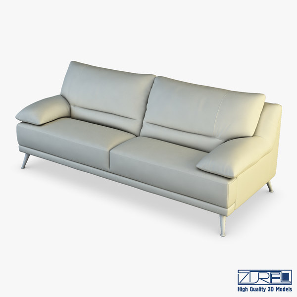 3D u141 sofa v 1