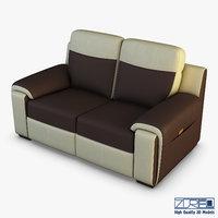 u170 sofa v 2 3D model