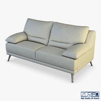 u141 sofa v 2 3D model