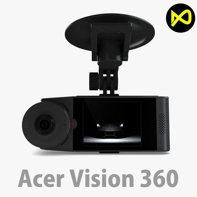 3D s 360 model