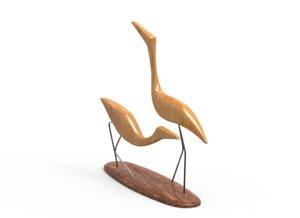 3D adorno para ornamentar model