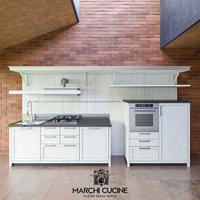 Marchi Cucine - Kreola COM.02 (scene)