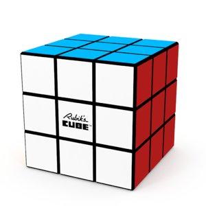 3D rubik cube model