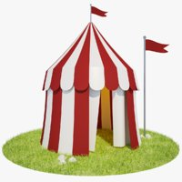 mini circus model