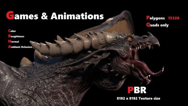 3D model blender animate games