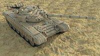 russian tank t 72 model
