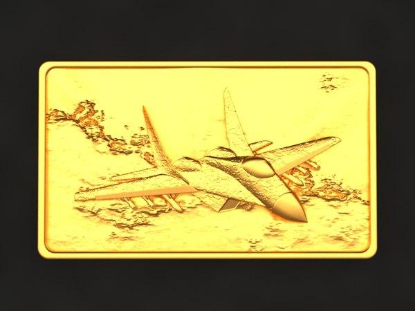 3D aircraft mold hand