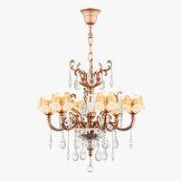 chandelier md 6806-6 osgona 3D model