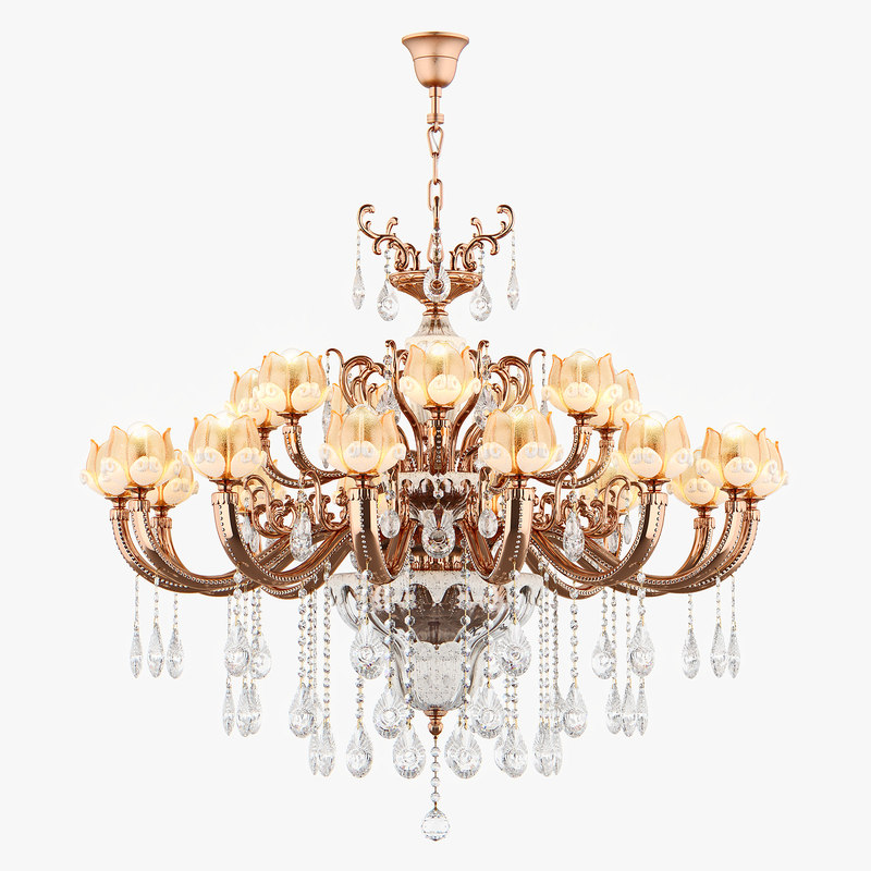 3D chandelier md 6806-14 7