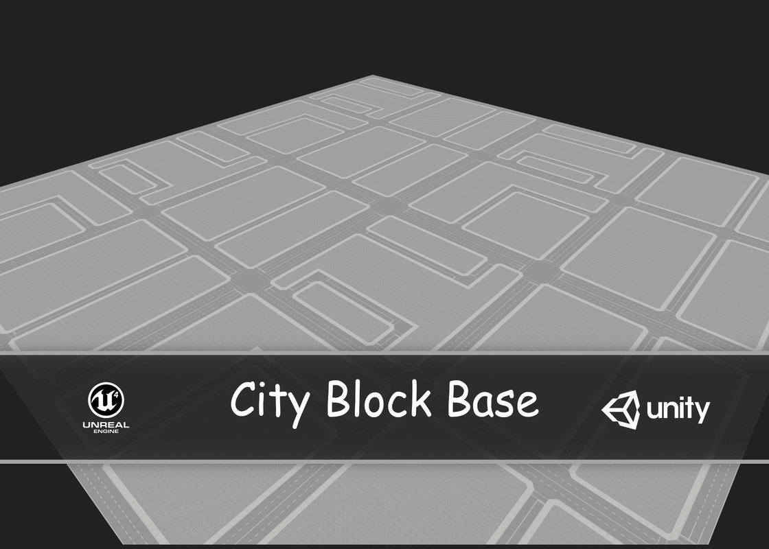 city block base model
