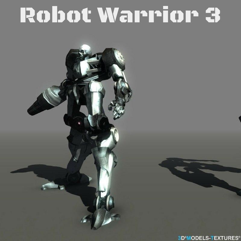 3D robot 3