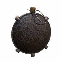 granaten granat 3D model