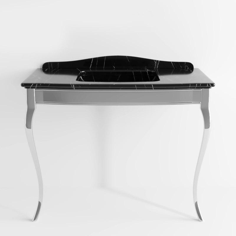devondevon jacqueline console 3D model