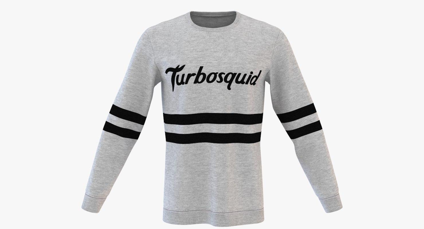 3D sweatshirt tshirt t