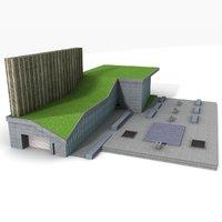 building mobile games 3D model