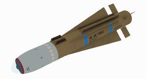 agm-65 maverick missile model