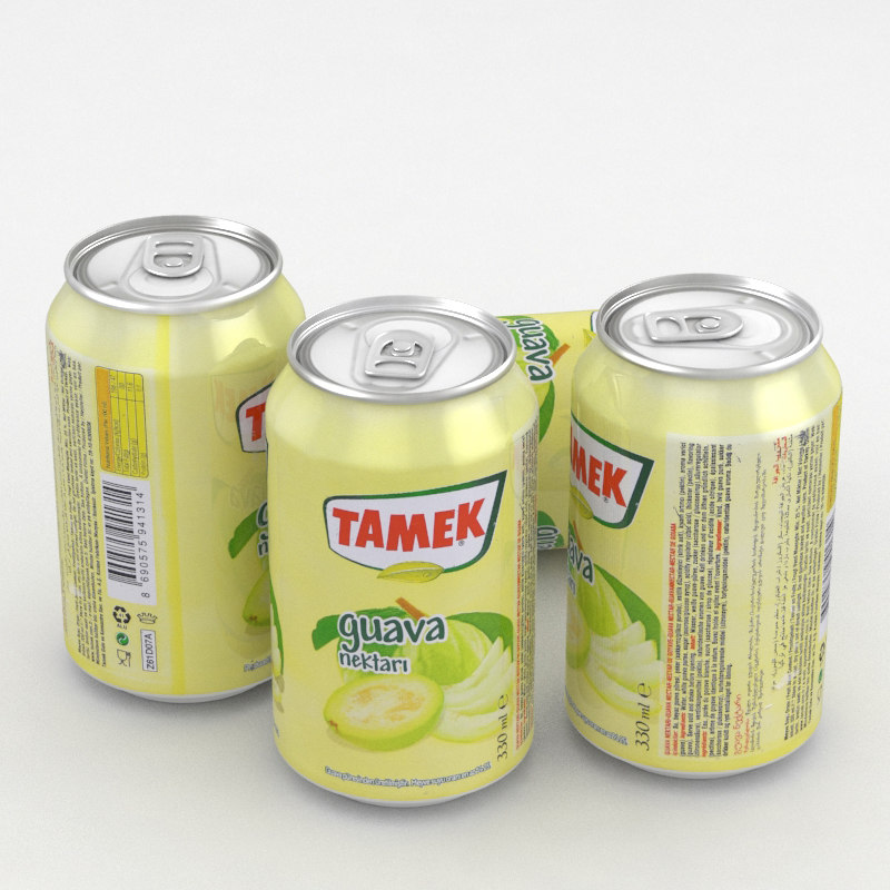 beverage tamek guava model