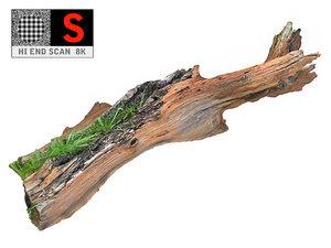 3D scanned hd model