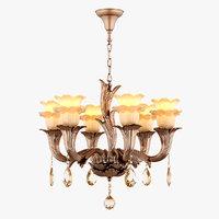 chandelier md 76001-6 osgona 3D
