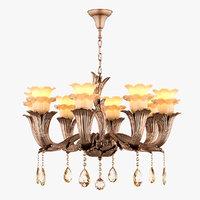 chandelier md 76001-8 osgona 3D model