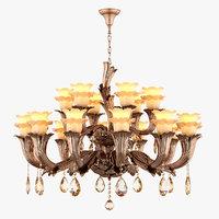 3D chandelier md 76001-12 6