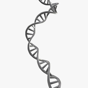 dna double helix 3D